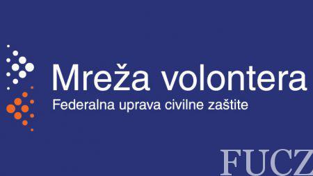 JAVNI POZIV  za upis u Registar volontera Federalne uprave civilne zaštite