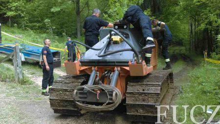 Deminerski i mašinski timovi FUCZ deminirali lokaciju Dolovi – Čelićka Rijeka na kojoj je u martu ove godine poginula jedna osoba
