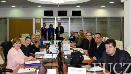 FUCZ učestvovala u Regionalnoj vježbi pružanja pomoći u slučaju hemijske nesreće sa prekograničnim posljedicama