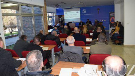 JAVNA RASPRAVA – U Tuzli, Orašju, Širokom Brijegu, Mostaru i Zenici održane javne rasprave o Nacrtu zakona o izmjenama i dopunama Zakona o zaštiti od požara i vatrogastvu