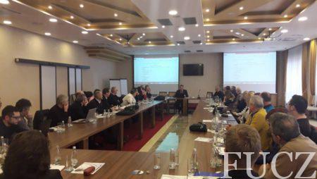"""Predstavnici FUCZ učestvovali u IMPULS radionici pod nazivom """"Prezentacija nacrta Zakona o infrastrukturi prostornih podataka IPP"""""""