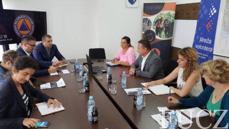 Održan radni sastanak o nastavku aktivnosti na Projektu novog pristupa deminiranju u BiH –  IPA II