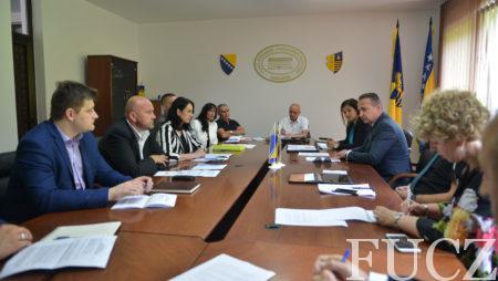 Sastanci direktora Solaka i čelnika BPK Goražde rezultirali spremnošću rješavanja problema uništavanja minsko-eksplozivnih sredstava i osnaživanju CZ