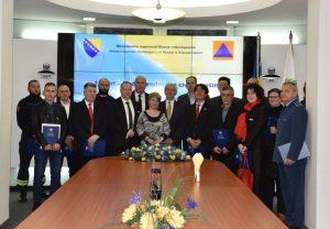 dodjela priznanja Dan civilne zaštite